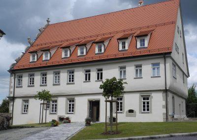 Chanofsky Schlössle, Langenbrettach