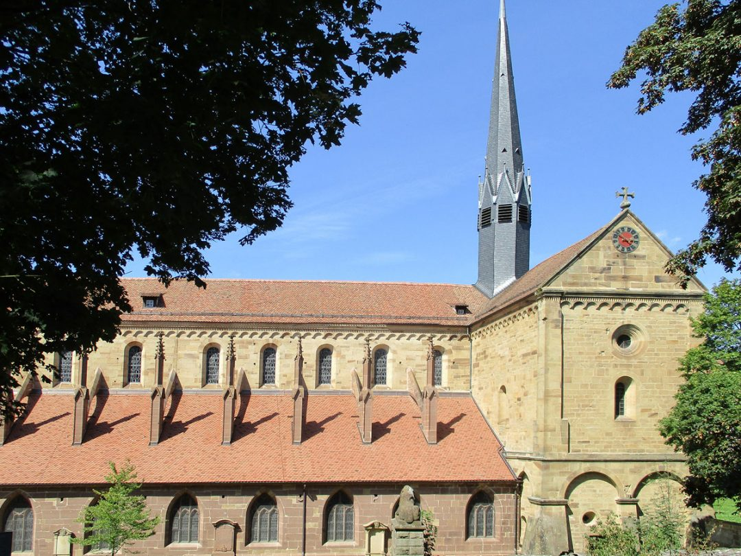 Kloster Maulbronn – Herrendorment, Nordbau