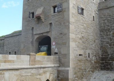 Torturm und Wasserturm, Festung Hohenasperg