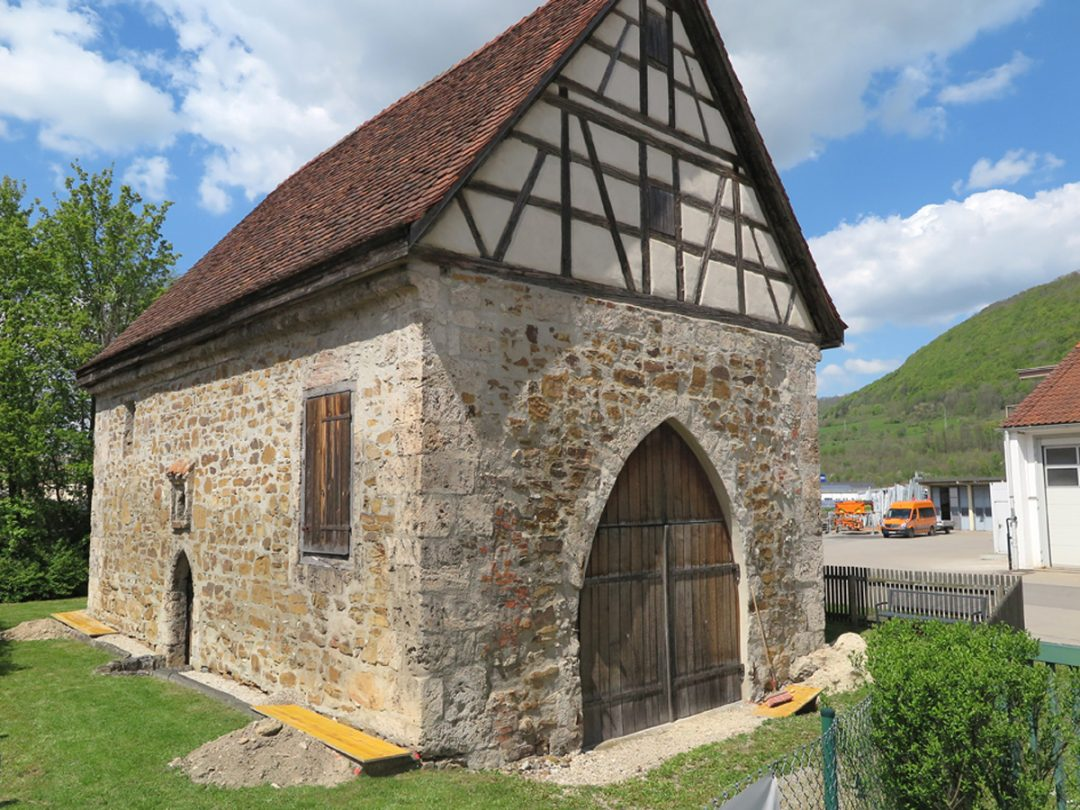 Siechenkapelle Geislingen