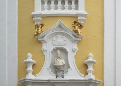 Ehem. Klosterkirche St. Georg, Ochsenhausen