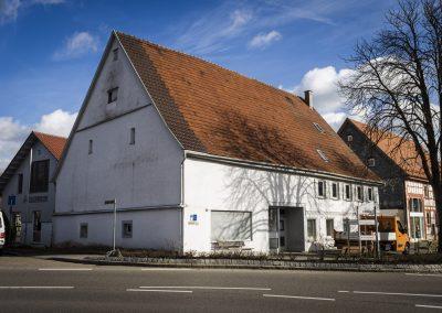 Kirchstraße 1, Uhingen