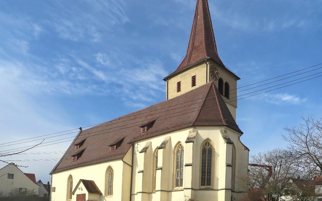Evanglische Kirche, Kayh
