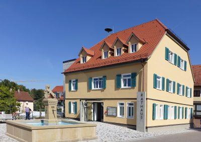 Rathaus Untereisesheim