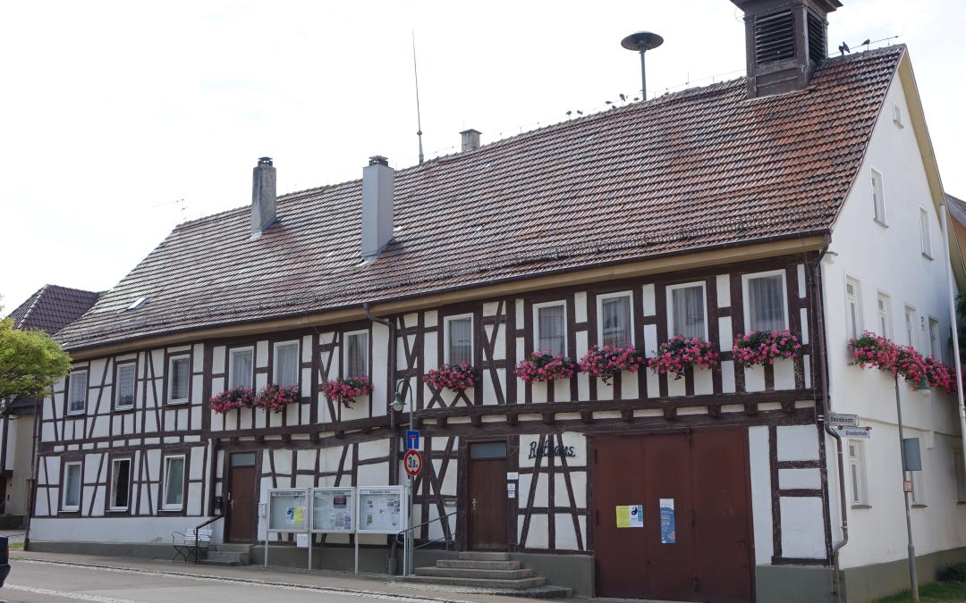 Rathaus Roßwälden