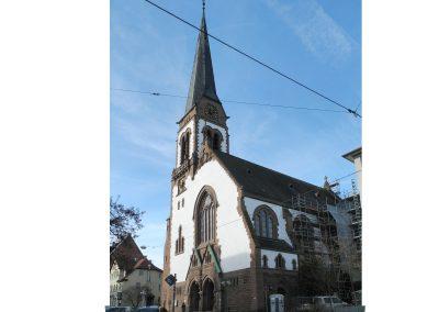 Petruskirche, Stuttgart