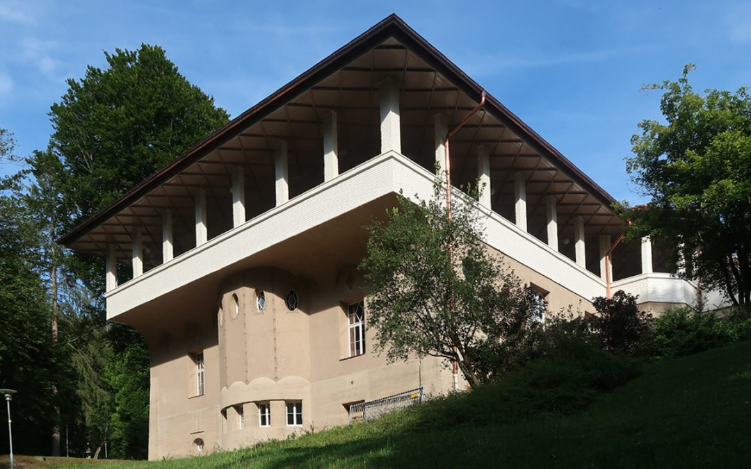 Kurhaus, Bad Wildbad