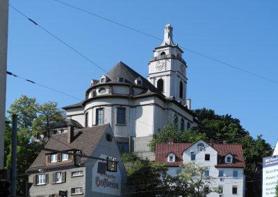 Gaisburger Kirche, Stuttgart