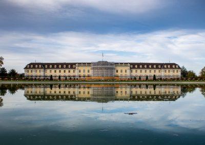 Neuer Hauptbau am Schloss Ludwigsburg  – Fensterinstandsetzung