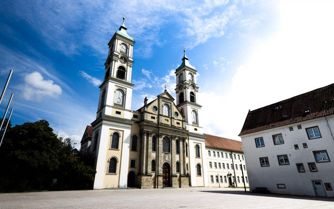 Klosterkirche Weissenau, Ravensburg