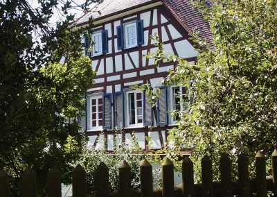 Ev. Pfarrhaus Musberg